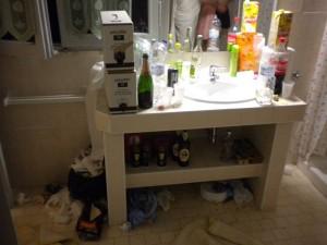 Sostanze alcooliche e rifiuti semisolidi