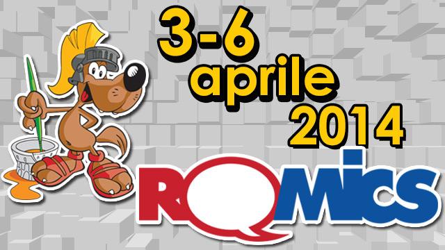 Un Romics FA primavera!